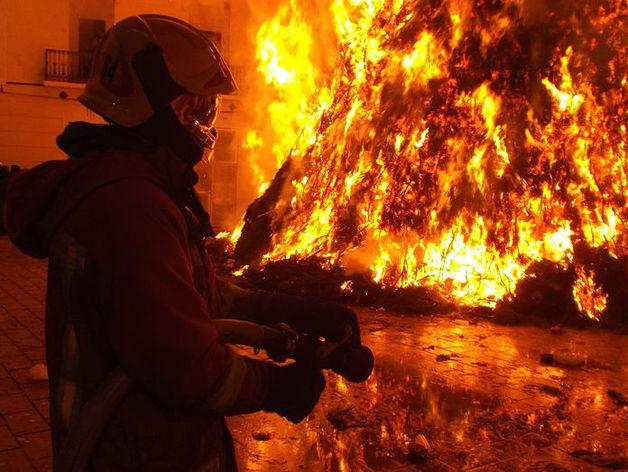 Здание православной церкви подожгли в Еманжелинске