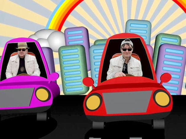 Приставы Челябинска пытались взыскать долги со странных автомобилистов