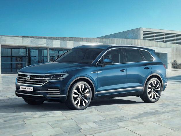 НОВЫЙ Volkswagen Touareg  – Ему есть, чем вас удивить!