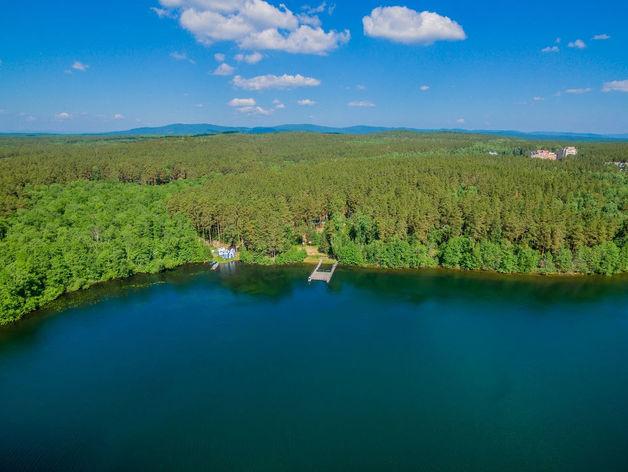 Уральская Швейцария. На Курорте Кисегач продается база отдыха на озере Еловое