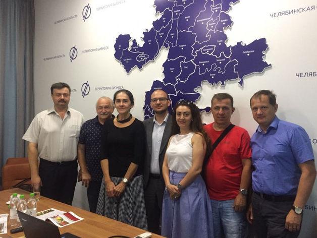 Инвестор из Польши намерен открыть в Челябинской области цветочный бизнес