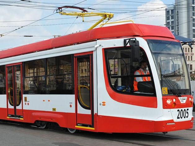 Для трех городов Челябинской области закупят сотни новых трамваев