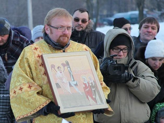 Александр Аристов планирует производить колбасу имени депутата Виталия Милонова