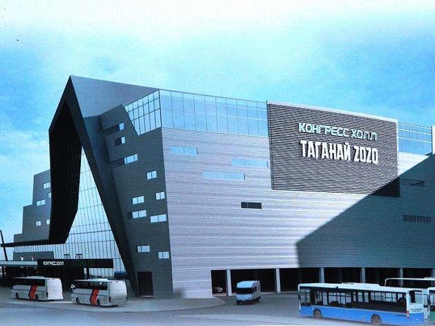 К строительству конгресс-холла в Челябинске подключился крупный завод