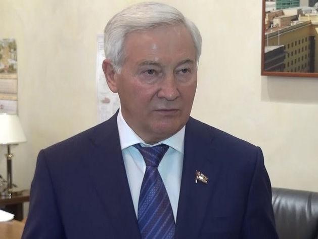 Юрия Карликанова обвинили в махинациях с арестованным имуществом