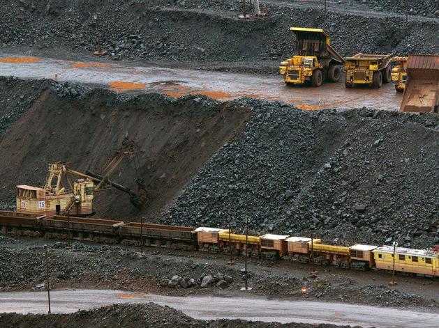 Томинскому ГОКу запретили добычу руды на одном из участков