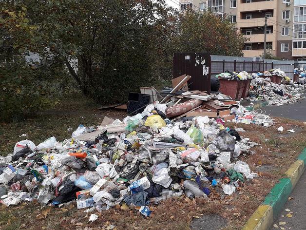 Из-за мусорного коллапса в Челябинске переписали бюджет на три года