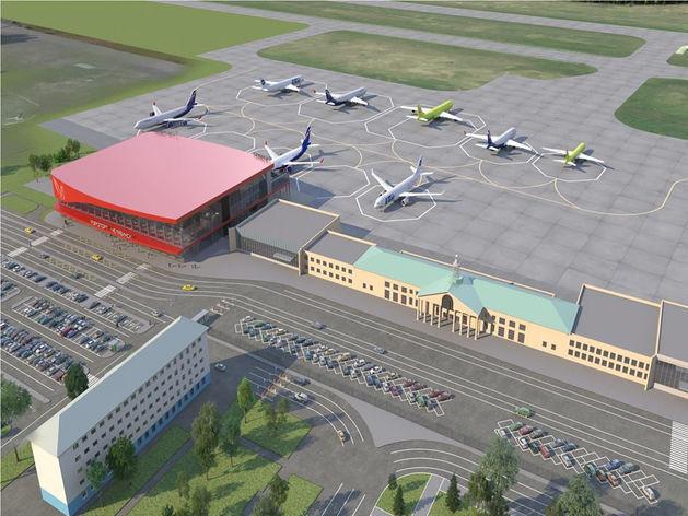 По просьбе Дубровского аэропорт в Челябинске реконструируют раньше