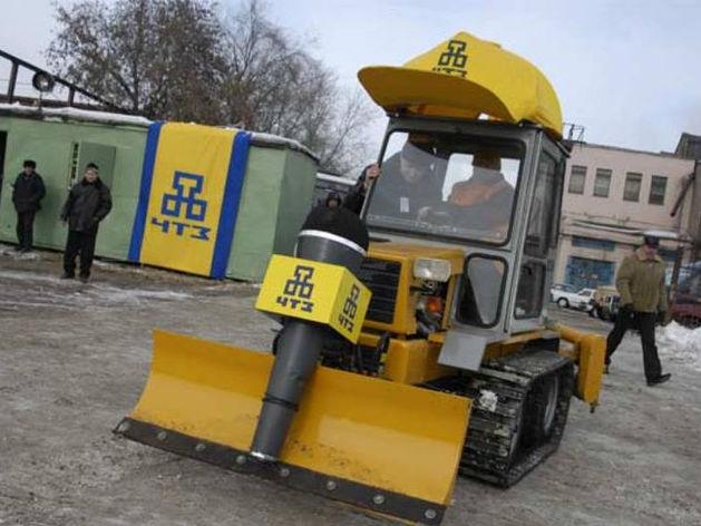 На Челябинский тракторный завод завели дела из-за неоплаченных выбросов
