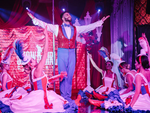 Танцор Тарзан-Глушко и модельмен Эдуард Кривенко выберут лучшую танцовщицу в Челябинске