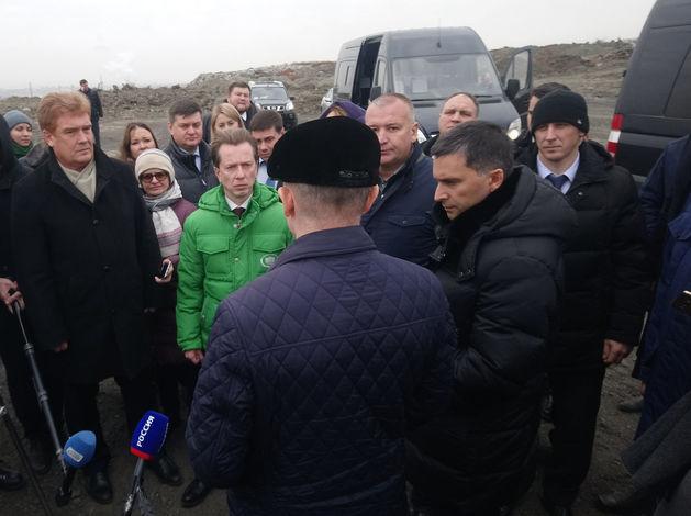 «Фильтры должны не быть, а работать». ГЛАВНОЕ из приезда министра экологии в Челябинск