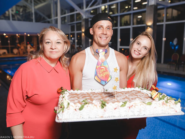 Год на высоте: фитнес-центр ParkCityFitness отметил день рождения. Фоторепортаж
