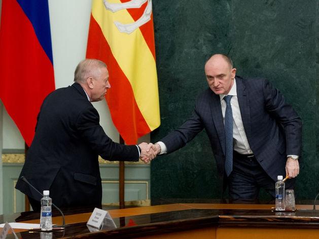 Теперь официально: Евгений Тефтелев занял кресло заместителя губернатора