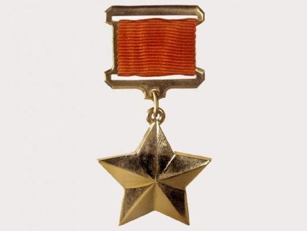 Житель Челябинской области, ветеран ВОВ, 75-лет не может получить звезду Героя СССР