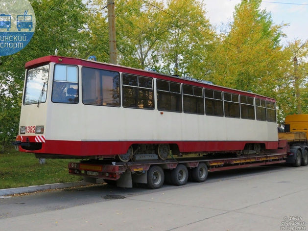 В четыре раза дороже: Челябинск купит трамваи с 30-летним пробегом