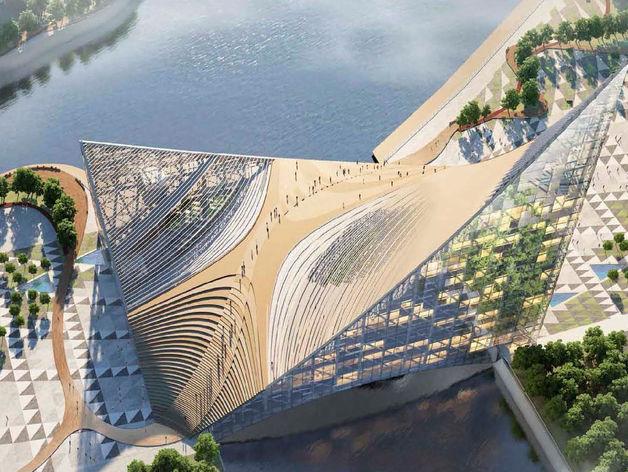 Под Челябинском началось строительство президентского поселка к саммитам-2020