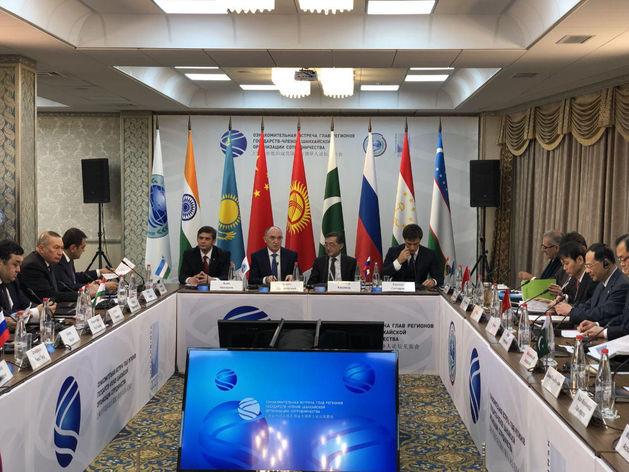 «Клуб губернаторов». В Челябинске встретились главы регионов стран ШОС