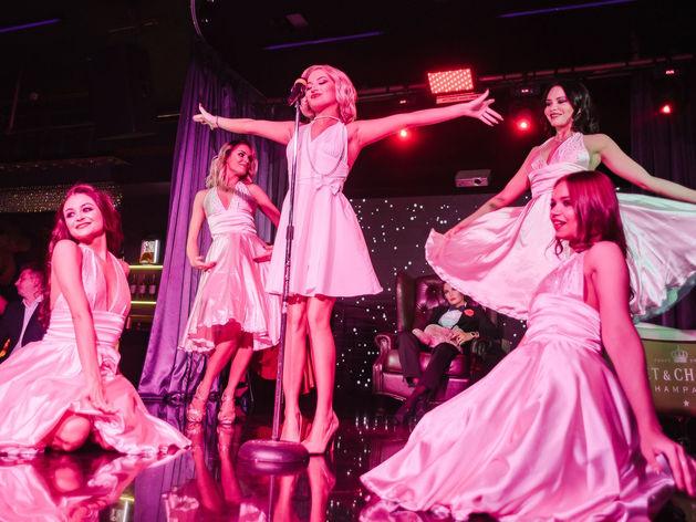 Группа «Винтаж», Анна Плетнева и красотки столичных кабаре: клуб Show Girls отметит 11 лет