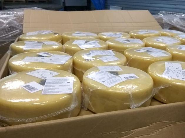 По традиционному рецепту: под Челябинском 20 тонн санкционного сыра отправили в печь