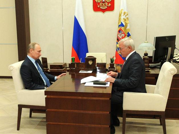 Прорвемся. Путин отвел Рашникову одну из ключевых ролей в развитии страны
