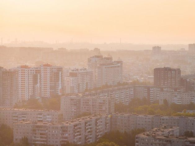 В Челябинске остановили работу завода по производству алюминия