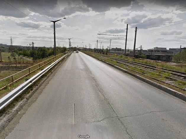 Власти Челябинска озвучили сроки ремонта моста в аэропорт. «По сути надо сделать новый»