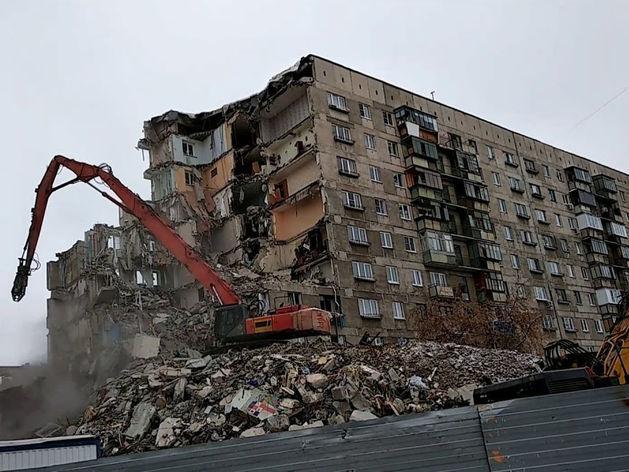 «Мы не хотим уезжать!» Жители взорвавшегося дома в Магнитогорске отправляют письма Путину