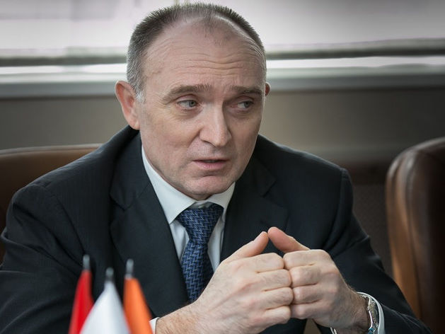 Президент исключил из Госсовета Бориса Дубровского