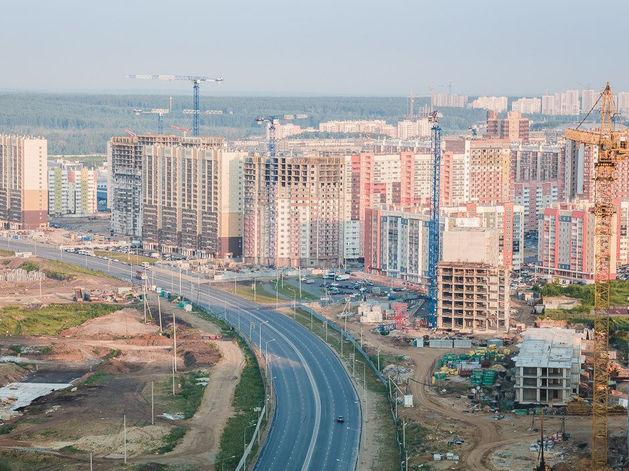 Челябинскую область назвали лидером по количеству недостроев