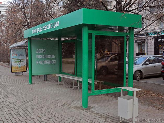В Челябинске создали компанию для руководства зелеными остановками