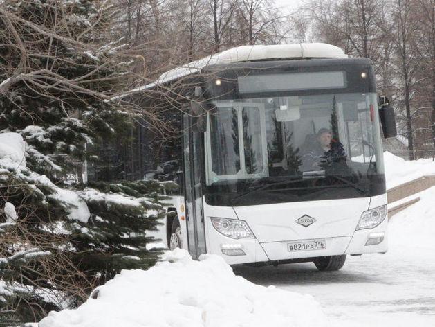 Сделано для Челябинска: горожан будет возить экологически чистый автобус с Wi-Fi