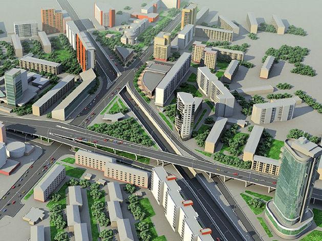 Для строительства нового моста в центре мэрия заберёт у челябинцев гаражи