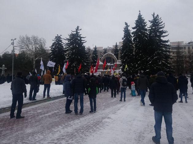«Есть правила игры»: временный глава Челябинска о митинге за возврат прямых выборов мэра