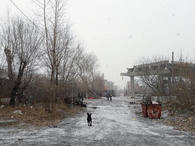 Возле скандальной развязки в центре Челябинска заберут 40 участков под газоны и тротуары