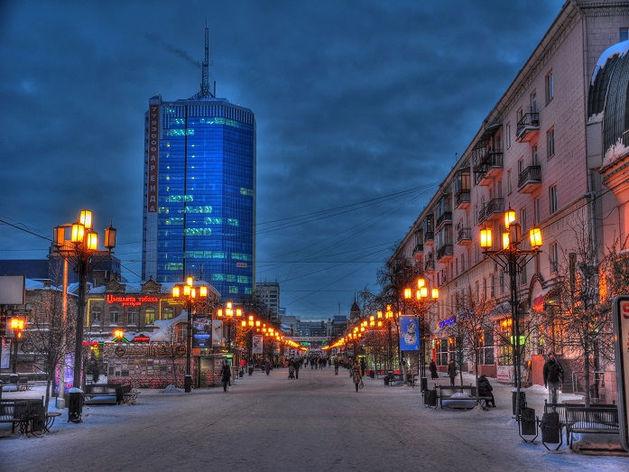 В Челябинске планируют сменить название пешеходной Кировке