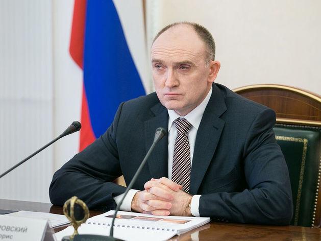Борис Дубровский потребовал немедленно прекратить строительство ГОКа в Челябинской области