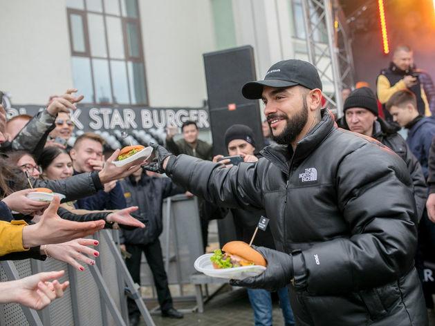 В Челябинске откроется Black Star Burger. Когда приедет Тимати?