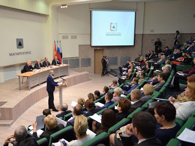 Александр Гончаров: «От мер точечной поддержки – к созданию делового климата»