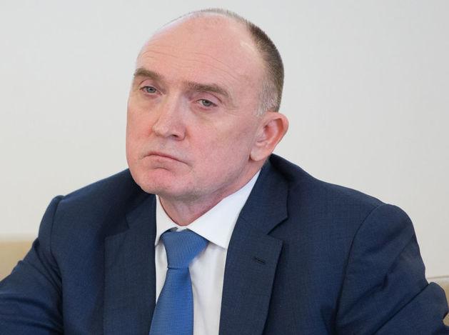 СМИ: губернатор Челябинской области Борис Дубровский написал заявление об отставке