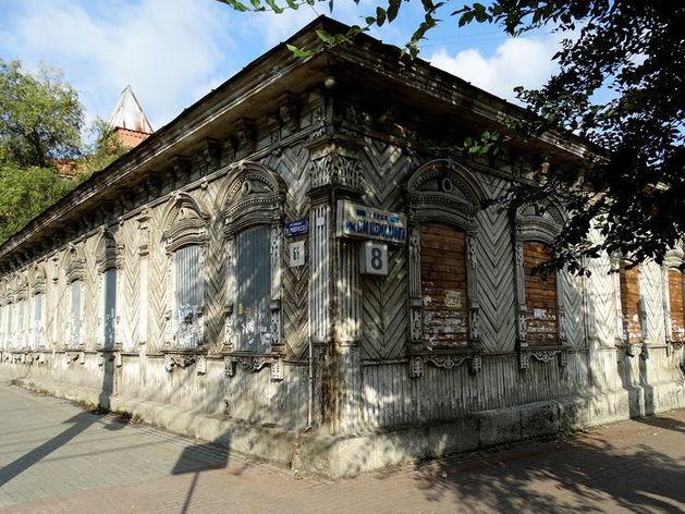 Бизнесмен отказывается от особняка в центре Челябинска, который купил месяц назад