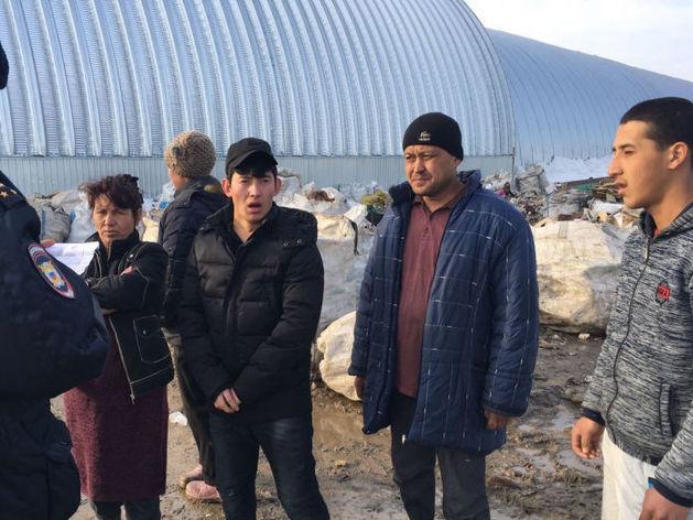 Полигон в Полетаево могут приостановить: полиция провела проверку после визита Текслера
