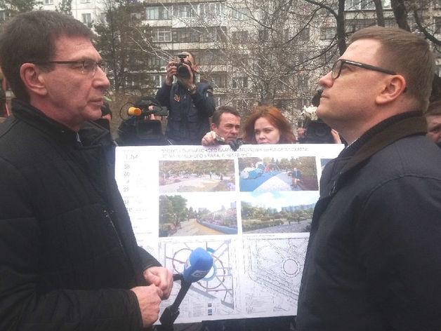 «От стыда провалиться можно»: Текслер о благоустройстве в Челябинске