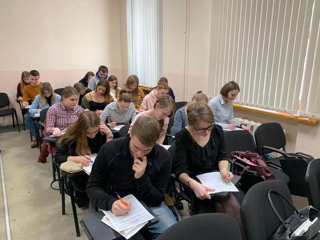 Студентов проверили на знание истории предпринимательского дела
