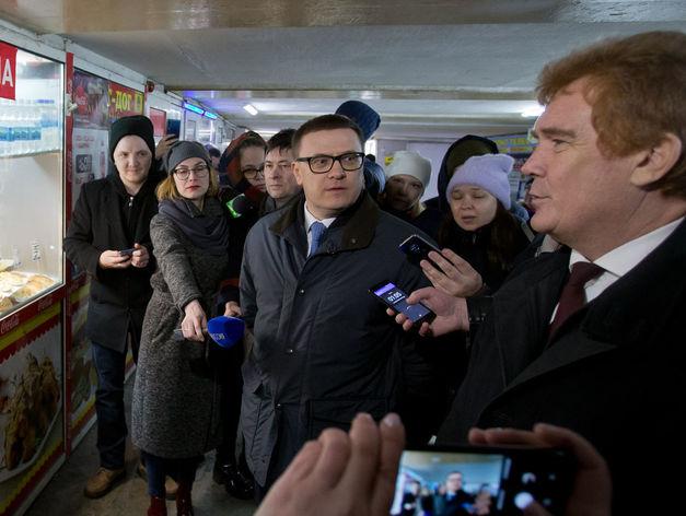 В центре Челябинска закрыли киоск с шаурмой, шокировавший Текслера
