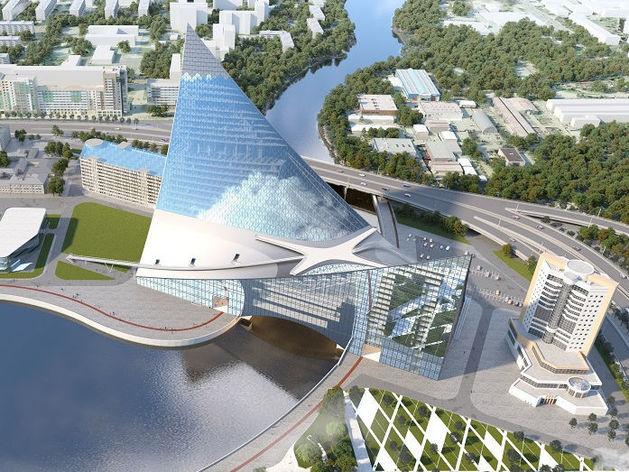 «Был важен для экс-губернатора»: Текслер назвал строительство конгресс-холла накладным