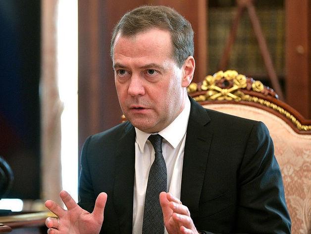 Дмитрий Медведев приедет в Челябинск на экологический форум