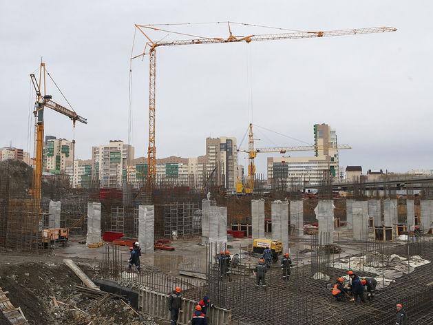 Магнитогорский подрядчик может остановить стройку конгресс-холла из-за проблем с налоговой