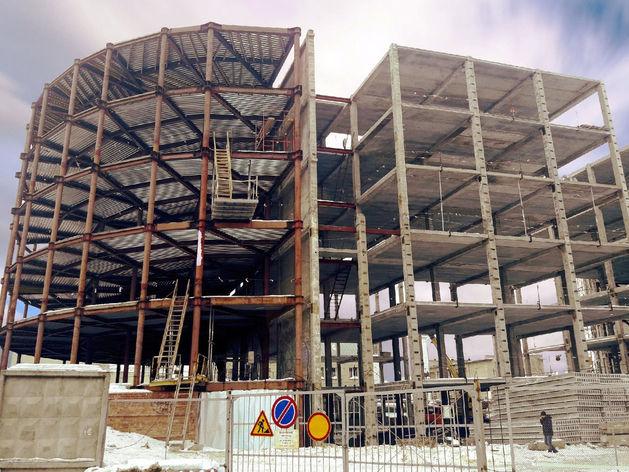 На фирму Никитина, строящую гостиницу к саммитам в Челябинске, завели уголовное дело