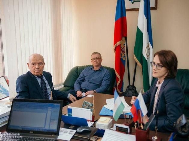 Челябинск ищет рынки сбыта в Башкортостане