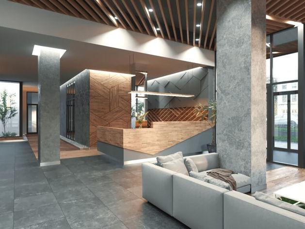 Свобода в центре города: как выглядит эталонное жильё для счастливой жизни? Видеорепортаж.